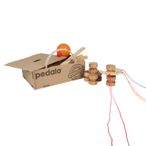 Pedalo team game box