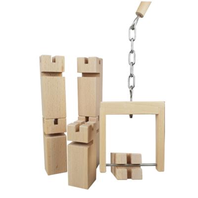 EDUPLAY Froebel Toren bouwspel