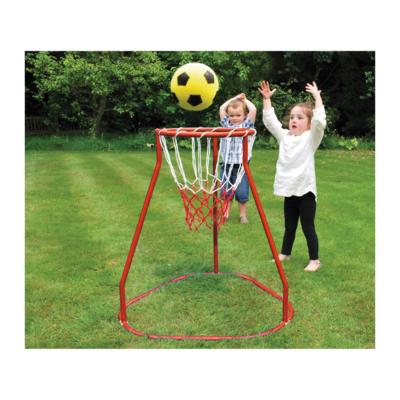 EDUPLAY Lage basketbalkorf op driepoot