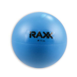 Raxx Softybal Blauw 18cm