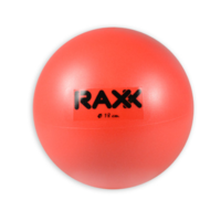 Raxx Softybal Rood 18cm