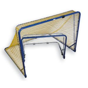 Voetbaldoel-hockeydoel inklapbaar