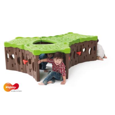 WEPLAY Bostunnel bouw set