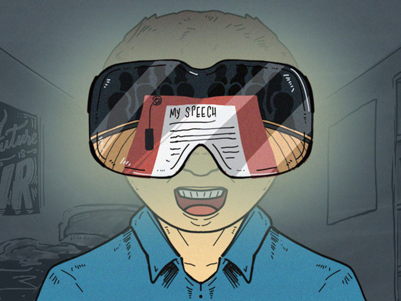 Want to win the future You need VR to do it.j
