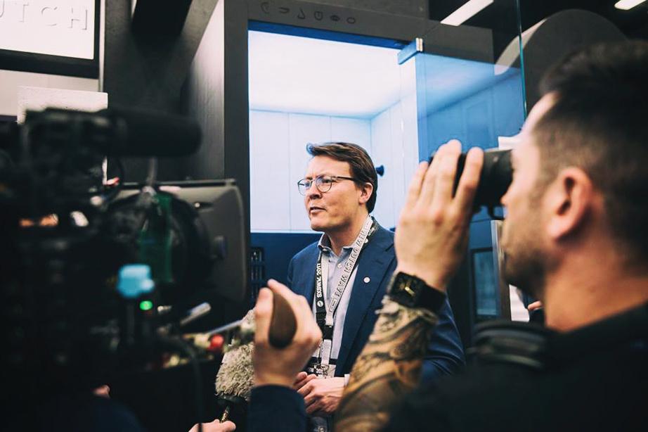 Dutch prince virtual reality launch SXSW