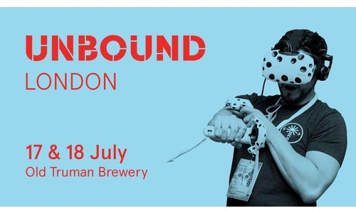 London's Unbound festival offered a glimpse of new startups