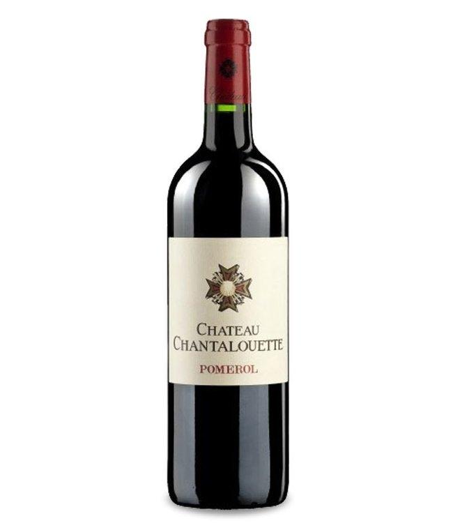 Château de Sales Chateau Chantalouette Pomerol 2016