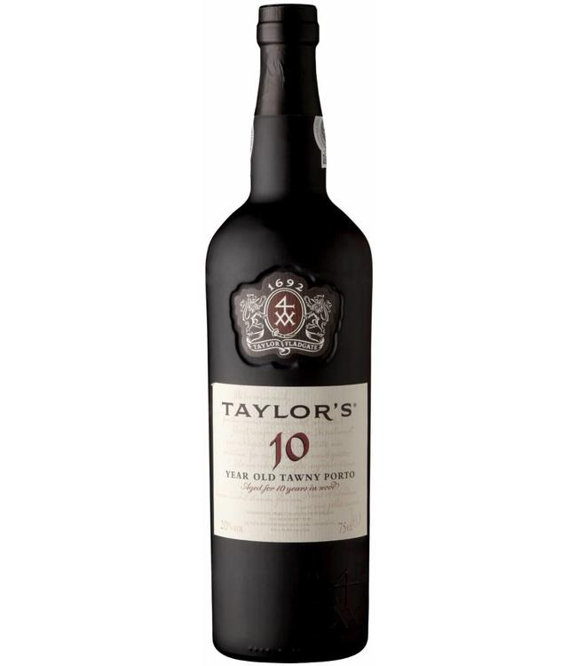 Taylor, Fladgate & Yeatman Taylor's 10 Year Old Tawny Port