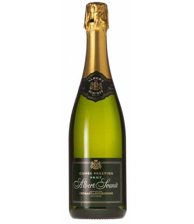 Albert Sounit Cremant de Bourgogne Brut Prestige Sounit