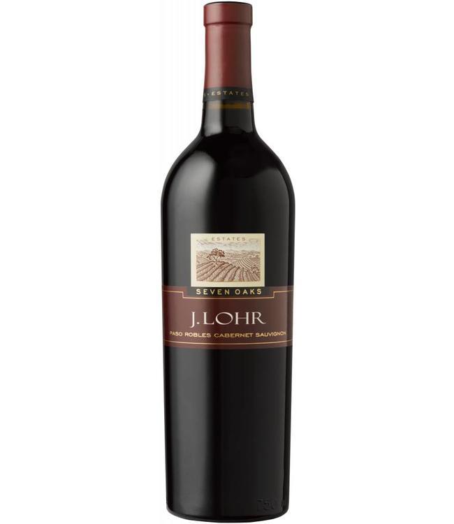 J. Lohr Winery Paso Robles Cabernet-Sauvignon J. Lohr