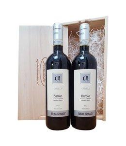 Wijn relatiegeschenk Barolo