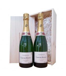 Wijn relatiegeschenk Champagne
