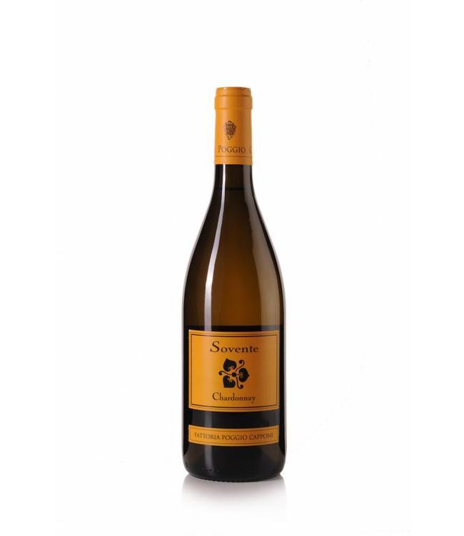 Fattoria Poggio Capponi Sovente IGT Chardonnay