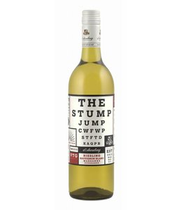 D'Arenberg Jump Stump White 2014