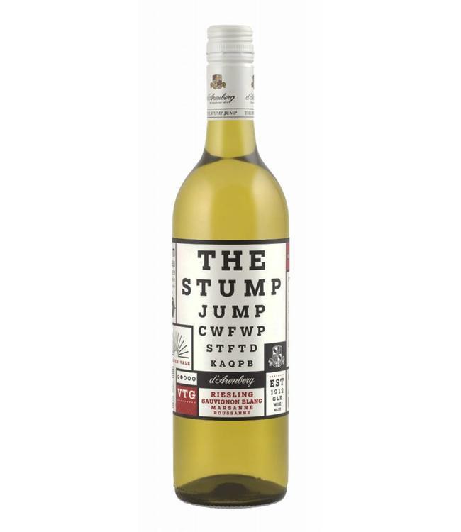 D'Arenberg Jump Stump White 2018