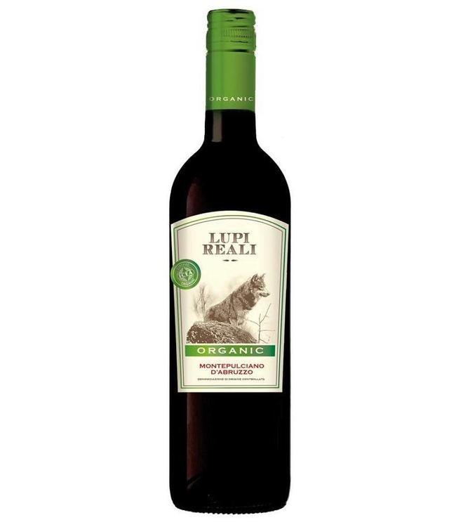 Lupi Reali Montepulciano D`Abruzzo Organic
