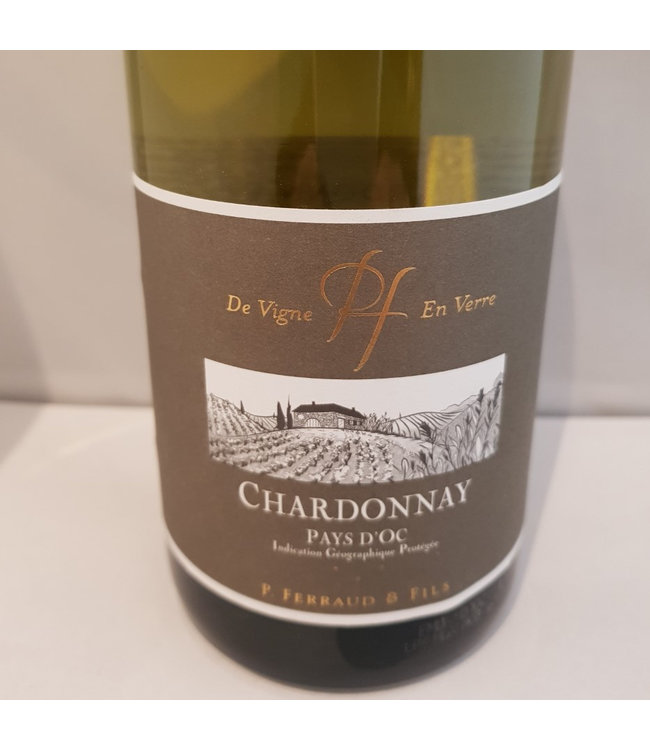 Chardonnay P. Ferraud & Fills