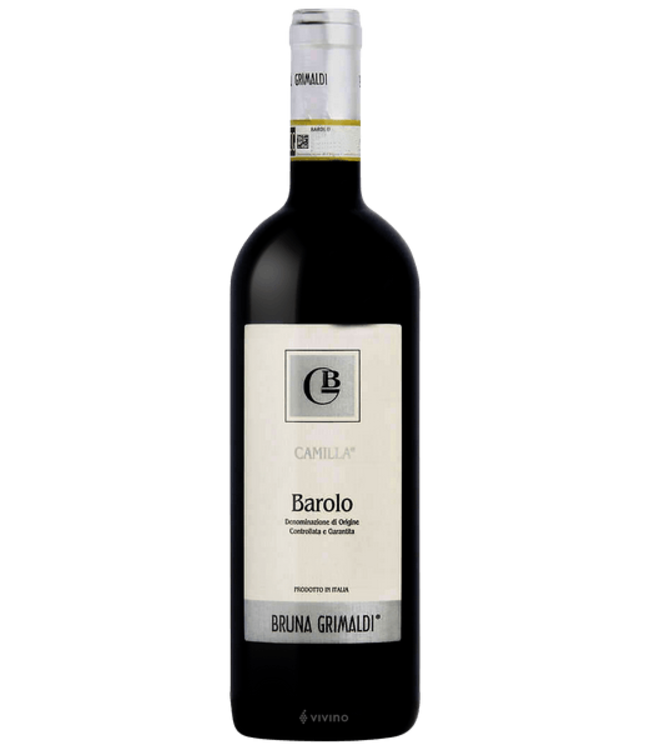 Agricola Grimaldi Bruna Grimaldi Barolo Camilla DOCG 2014
