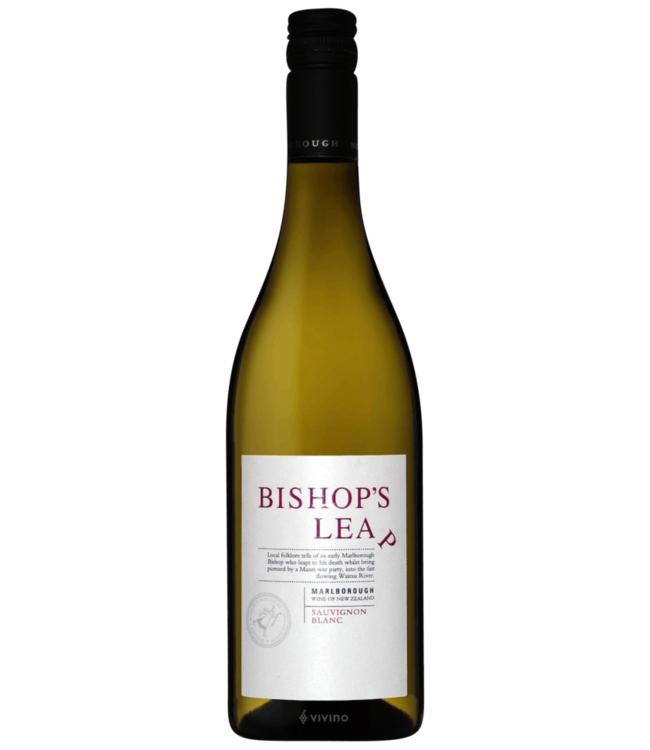 Saint Clair Estate Wines Ltd Bishop's Leap Sauvignon Blanc