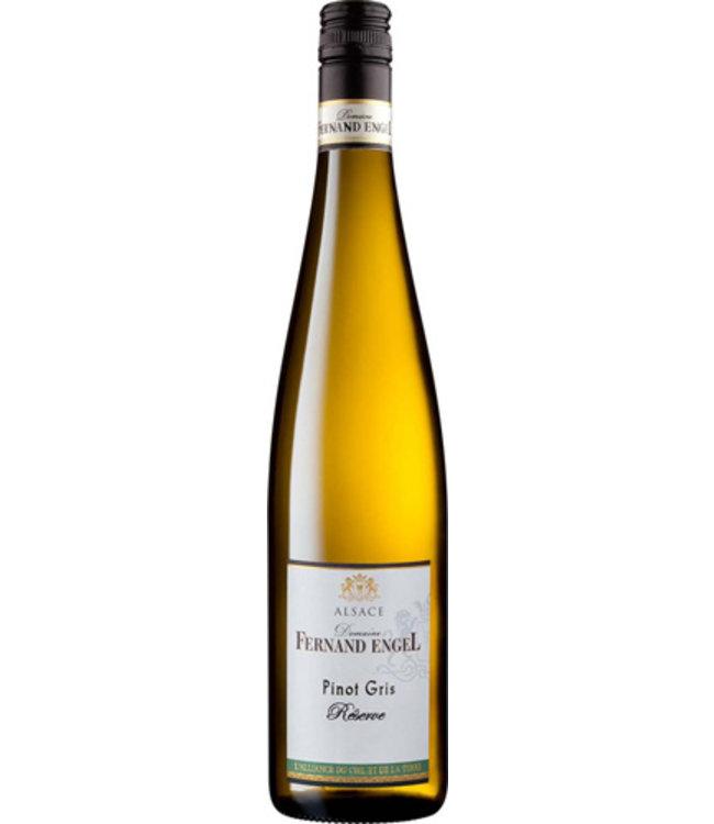 E.A.R.L. Engel Fernand & Fils Engel Pinot Gris reserve