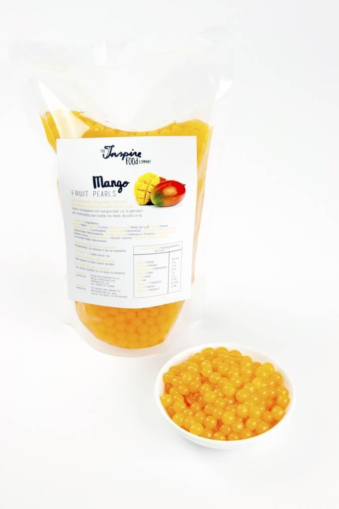 1kg Vaso perle di frutta - Mango -