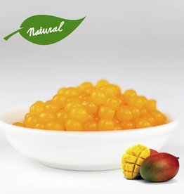 - Mango - Perlas de frutas ( 3.2kg CUBOS)