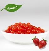 Fruit Parels Aardbei ( 3.2kg emmers )