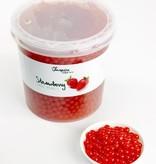 - Fresa - Perlas de Frutas ( 3.2kg CUBOS)