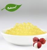Fruchtperlen für Bubbletea - Litschi - ( 3,2 kg)