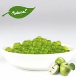 Fruchtperlen für Bubbletea - Grüner Apfel - ( 3,2 kg)