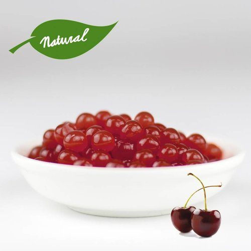 - Cherry - Fruit Pearls ( 3.2kg TUBS )