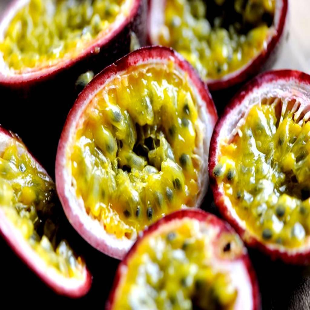 - Maracuja - Fruchtsirup