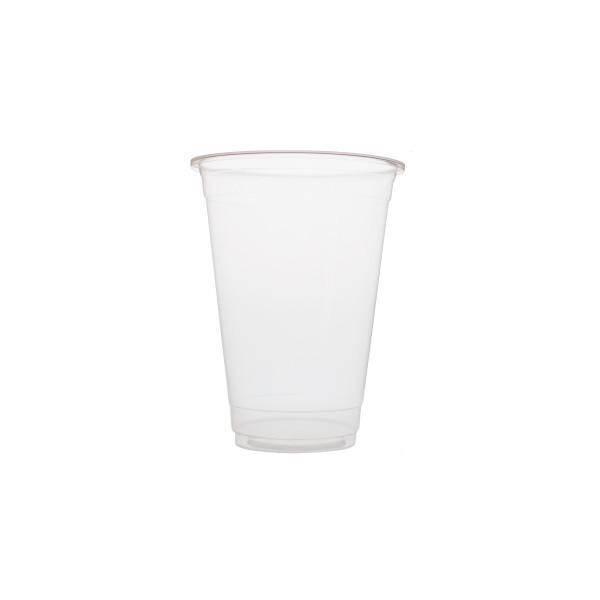 Bicchieri di Plastica 700ml Bianco