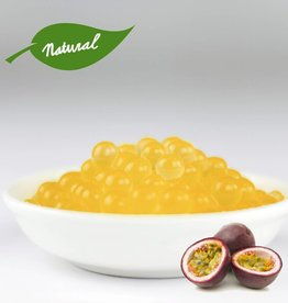 - Passion Fruit - Fruit Pearls ( 3.2kg TUBS )