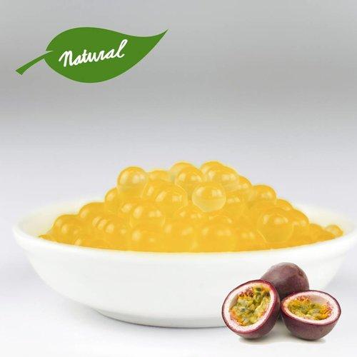 - Frutto della passione - Perle di frutta ( 3,2 kg SECCHIO)