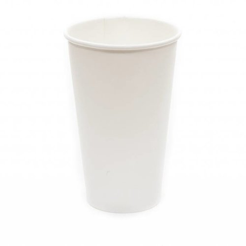 Pappbecher 500ml blanko