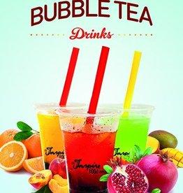 Cartel de Bubble tea A1