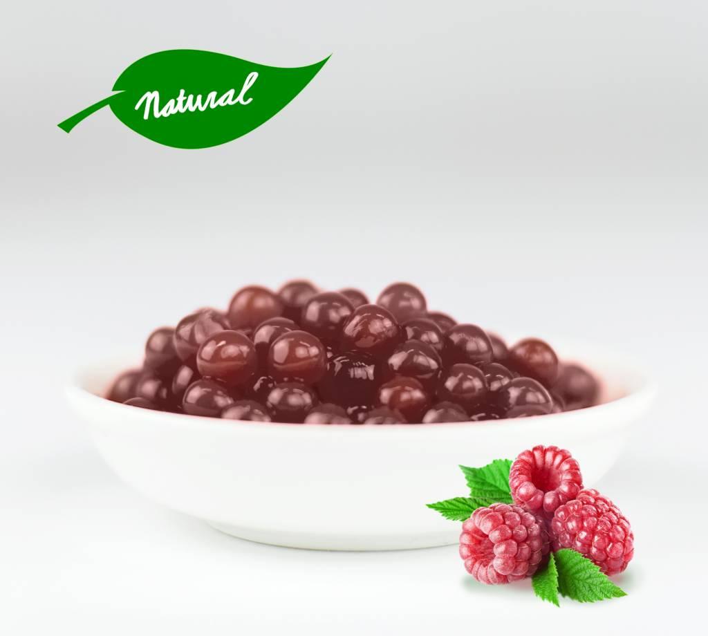 - Framboise - Perles de fruits  ( 3.2kg ) -