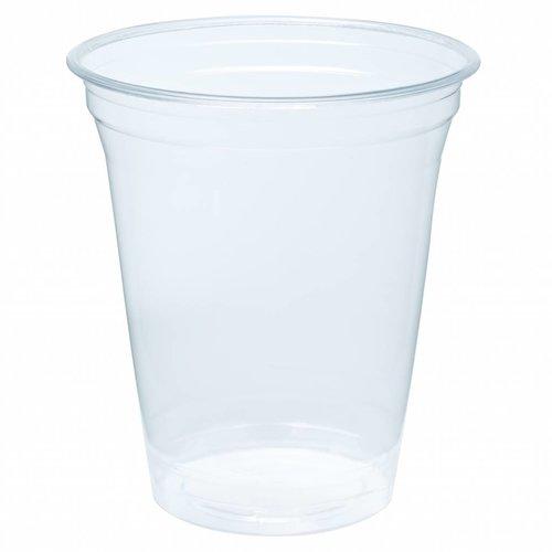 Biodegradabile - Bicchieri di Bioplastica 360ml Bianco