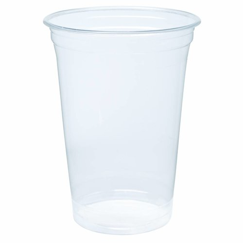 Biodegradable - Vasos de bioplástico 500ml Blanko