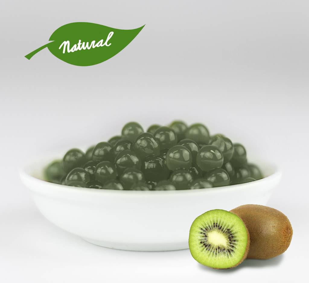 - Kiwi - Perlas de Frutas ( 3,2 kg CUBO ) -