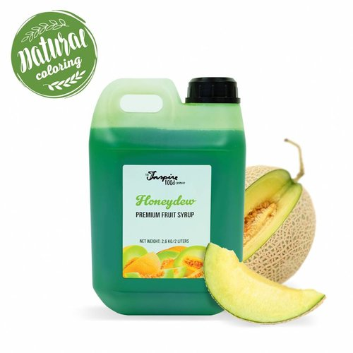 Premium - Honeydew - Fruit syrup -