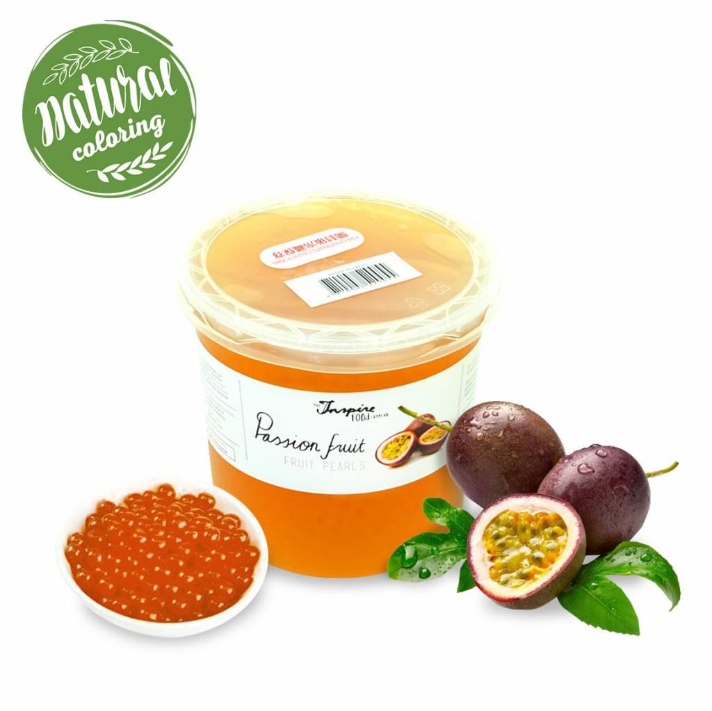 Fruchtperlen für Bubbletea - Maracuja - ( 3,2 kg)