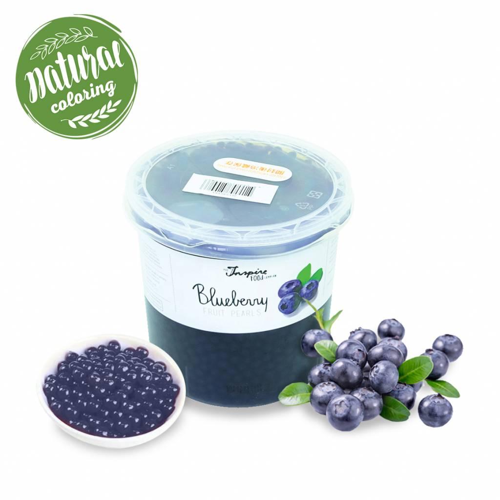 Fruit Parels voor Bubbletea - Bosbessen - ( 3.2kg )