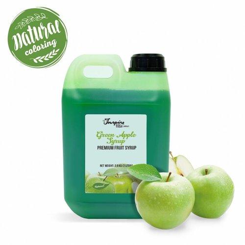 Premium - Grüner Apfel - Fruchtsirup