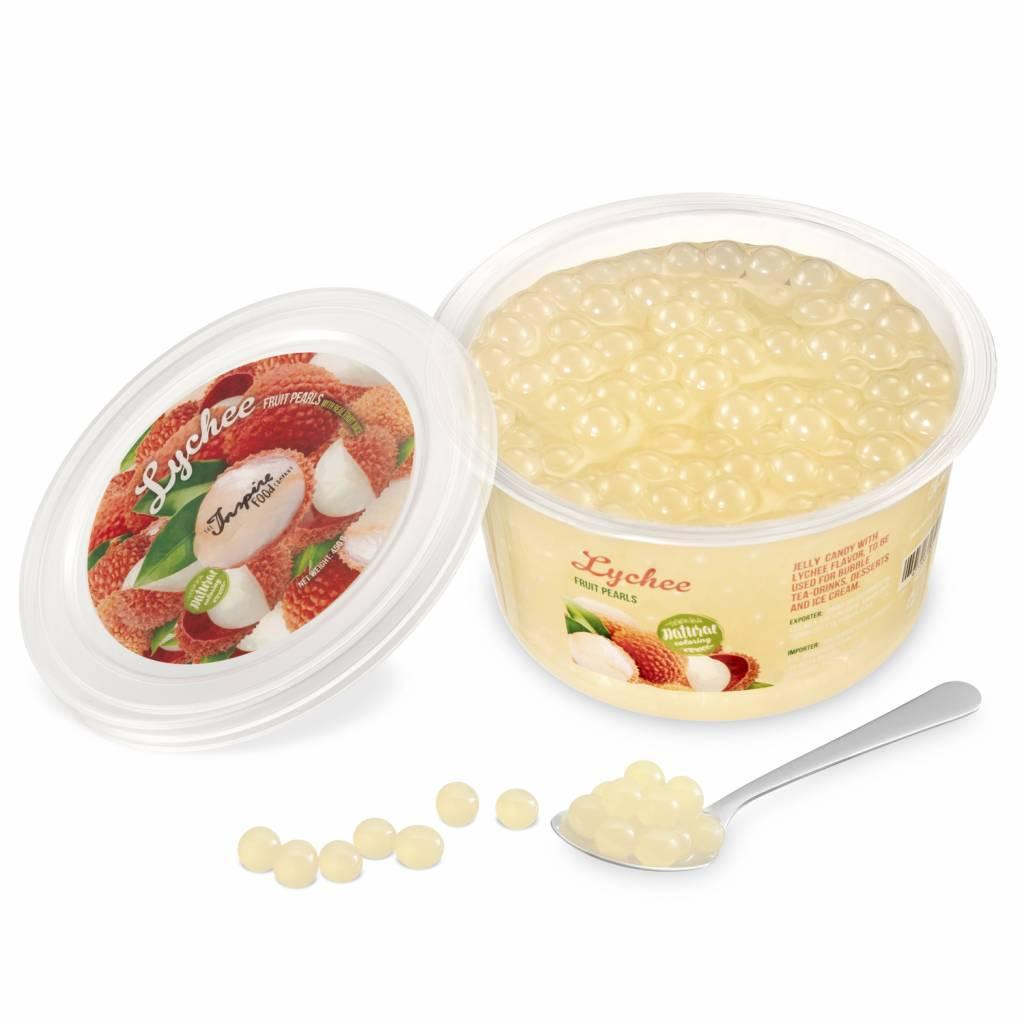 450gr tazas perlas de Frutas - Lichi -