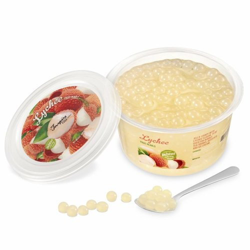450gr cups Perles de fruits - Litchi -
