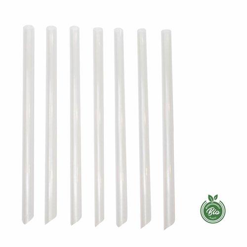 Biodegradable - Transparant straws for Bubbletea