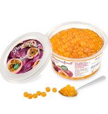 450gr cups Fruit pearls Passion fruit