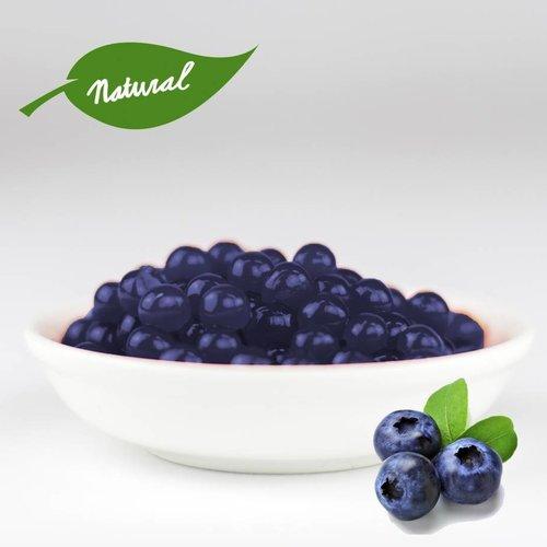 1kg jar Fruit pearls Blueberry